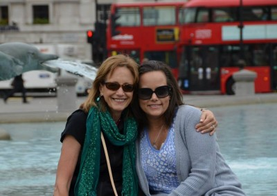 Genny and Ann - Europe Trip
